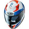 HJC I70 Tas Motorcycle Helmet Thumbnail 6