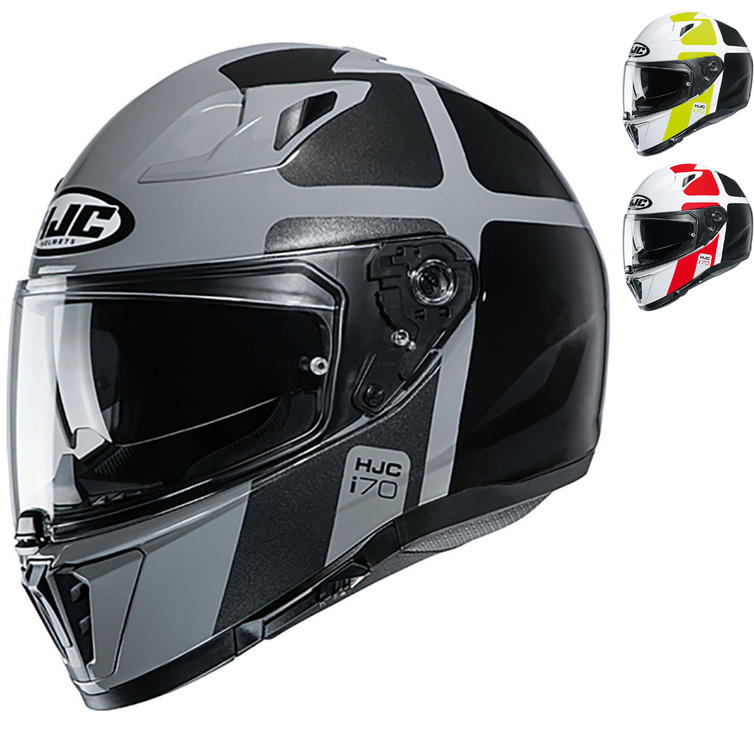 HJC I70 Prika Motorcycle Helmet