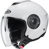 HJC I40 Plain Open Face Motorcycle Helmet Thumbnail 3