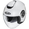 HJC I40 Plain Open Face Motorcycle Helmet Thumbnail 7