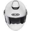 HJC I40 Plain Open Face Motorcycle Helmet Thumbnail 8