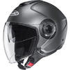 HJC I40 Plain Open Face Motorcycle Helmet Thumbnail 5