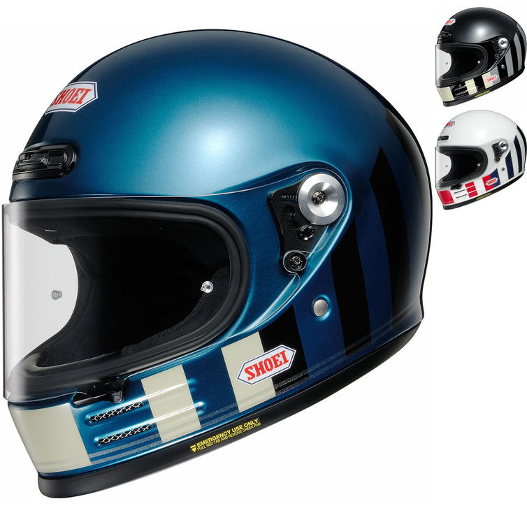 Shoei Glamster Resurrection Motorcycle Helmet