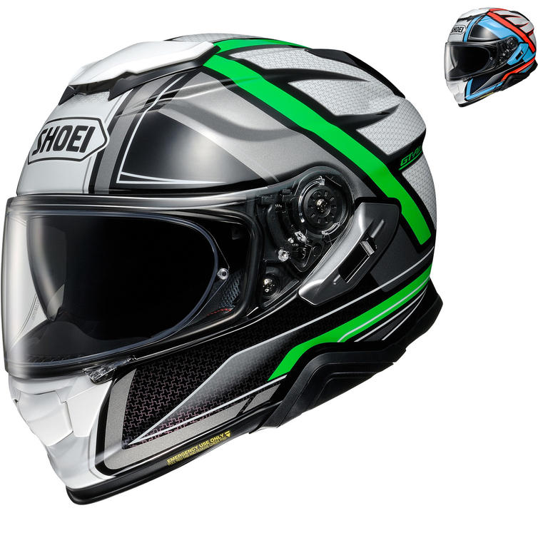 Shoei GT-Air 2 Haste Motorcycle Helmet
