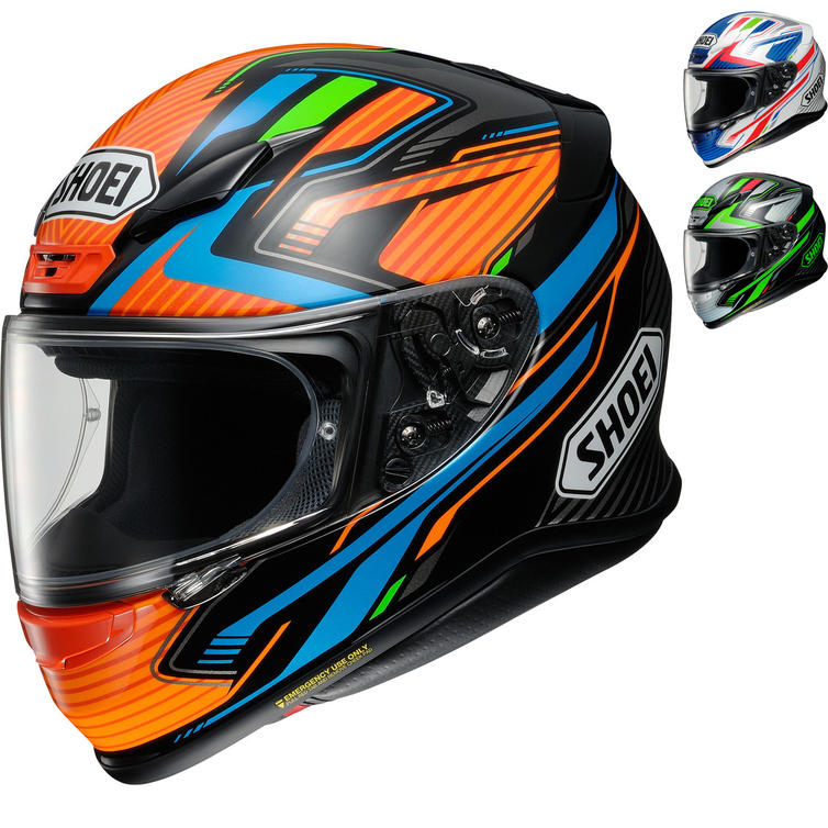 Shoei NXR Stab Motorcycle Helmet