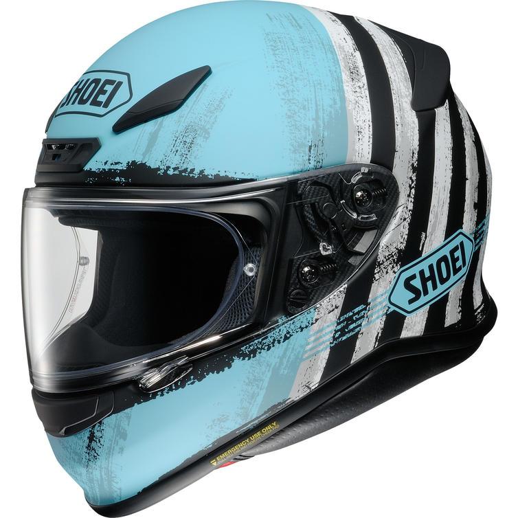 Shoei NXR Shorebreak Motorcycle Helmet