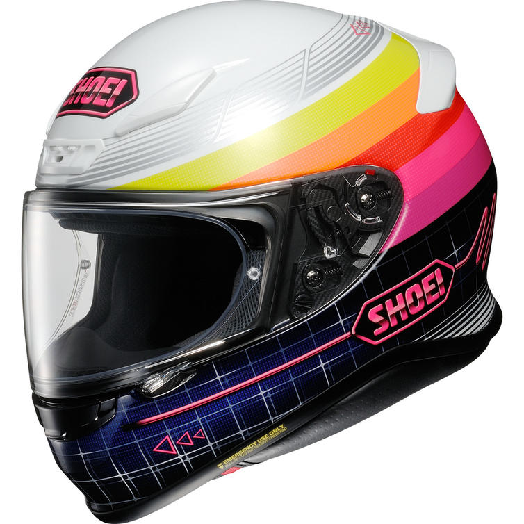 Shoei NXR Zork Motorcycle Helmet