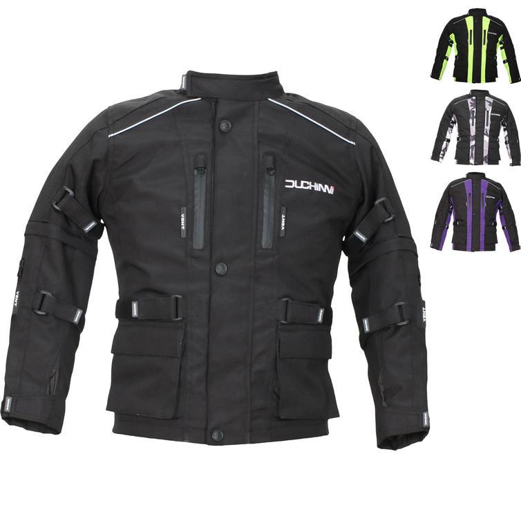 Duchinni Jago Youth Motorcycle Jacket