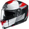 HJC RPHA 70 Terika Motorcycle Helmet Thumbnail 6