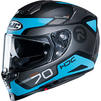 HJC RPHA 70 Shuky Motorcycle Helmet & Visor Thumbnail 6