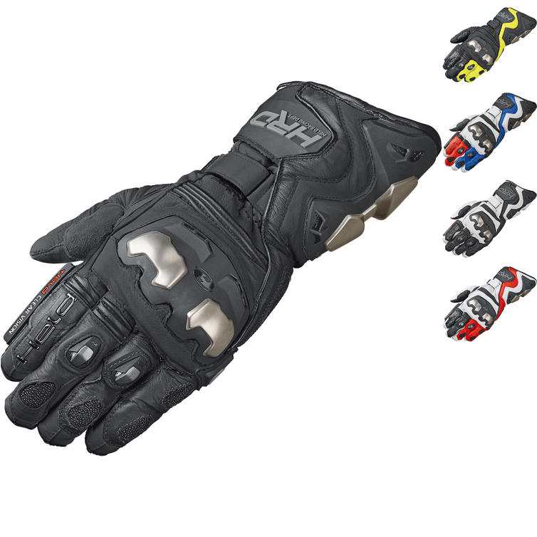 Held Titan RR Leather Motorcycle Gloves