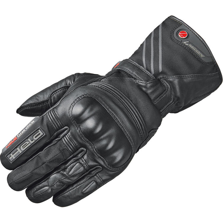 Held Twin II Gore-Tex 2in1 Leather Motorcycle Gloves
