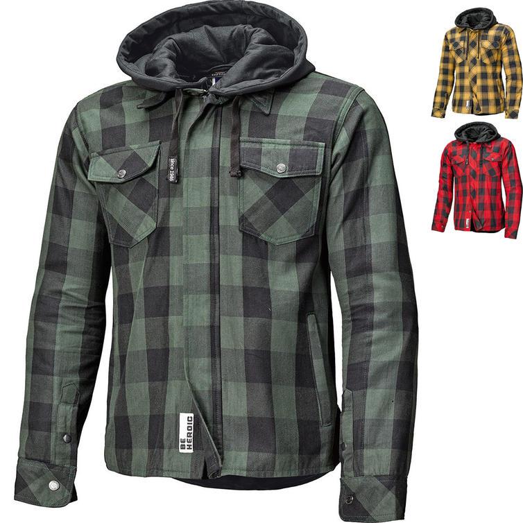 Held Lumberjack II Flannel Motorcycle Shirt