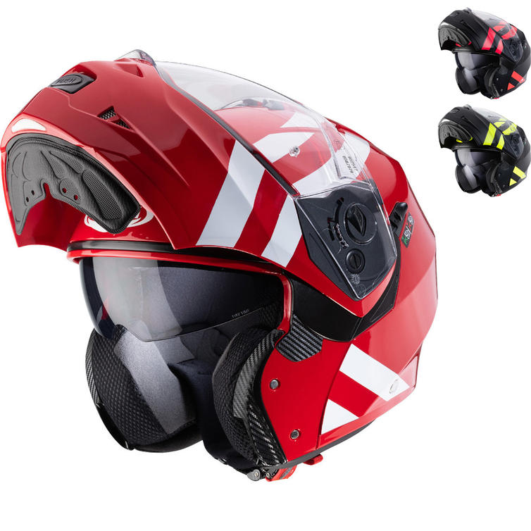 Caberg Duke II Superlegend Flip Front Motorcycle Helmet