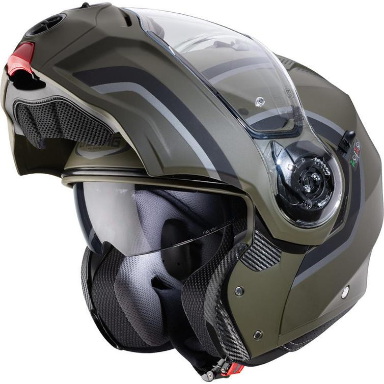 Caberg Droid Pure Flip Front Motorcycle Helmet