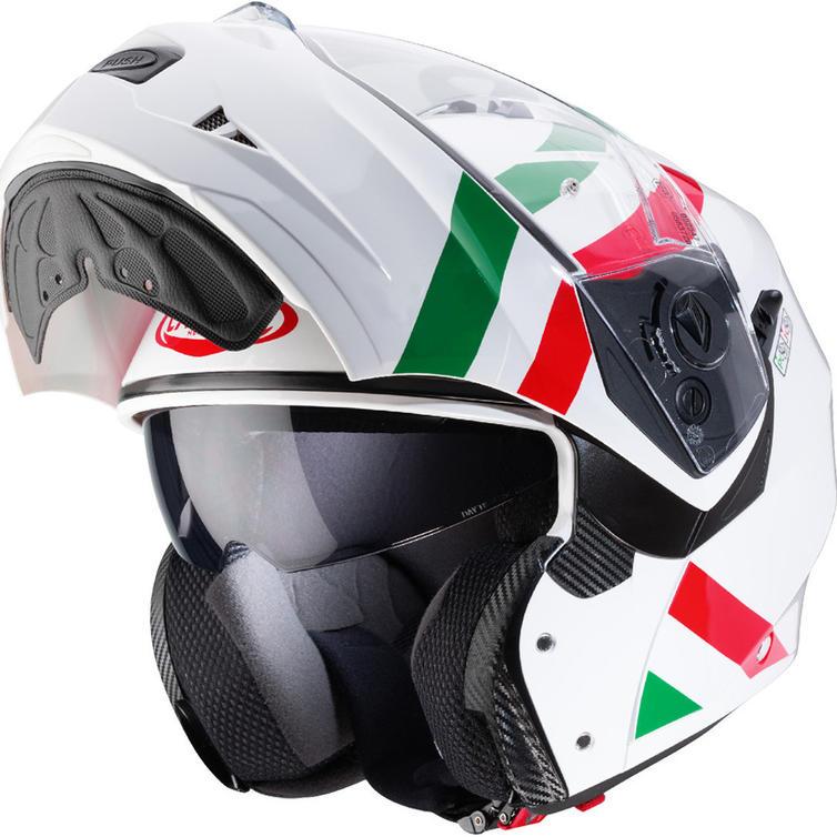 Caberg Duke II Superlegend Italia Flip Front Motorcycle Helmet