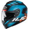 HJC C70 Koro Motorcycle Helmet & Visor Thumbnail 5