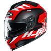 HJC C70 Koro Motorcycle Helmet & Visor Thumbnail 6