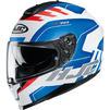 HJC C70 Koro Motorcycle Helmet & Visor Thumbnail 4