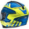 HJC C70 Koro Motorcycle Helmet & Visor Thumbnail 10