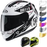 HJC CS-15 Tarex Motorcycle Helmet & Visor