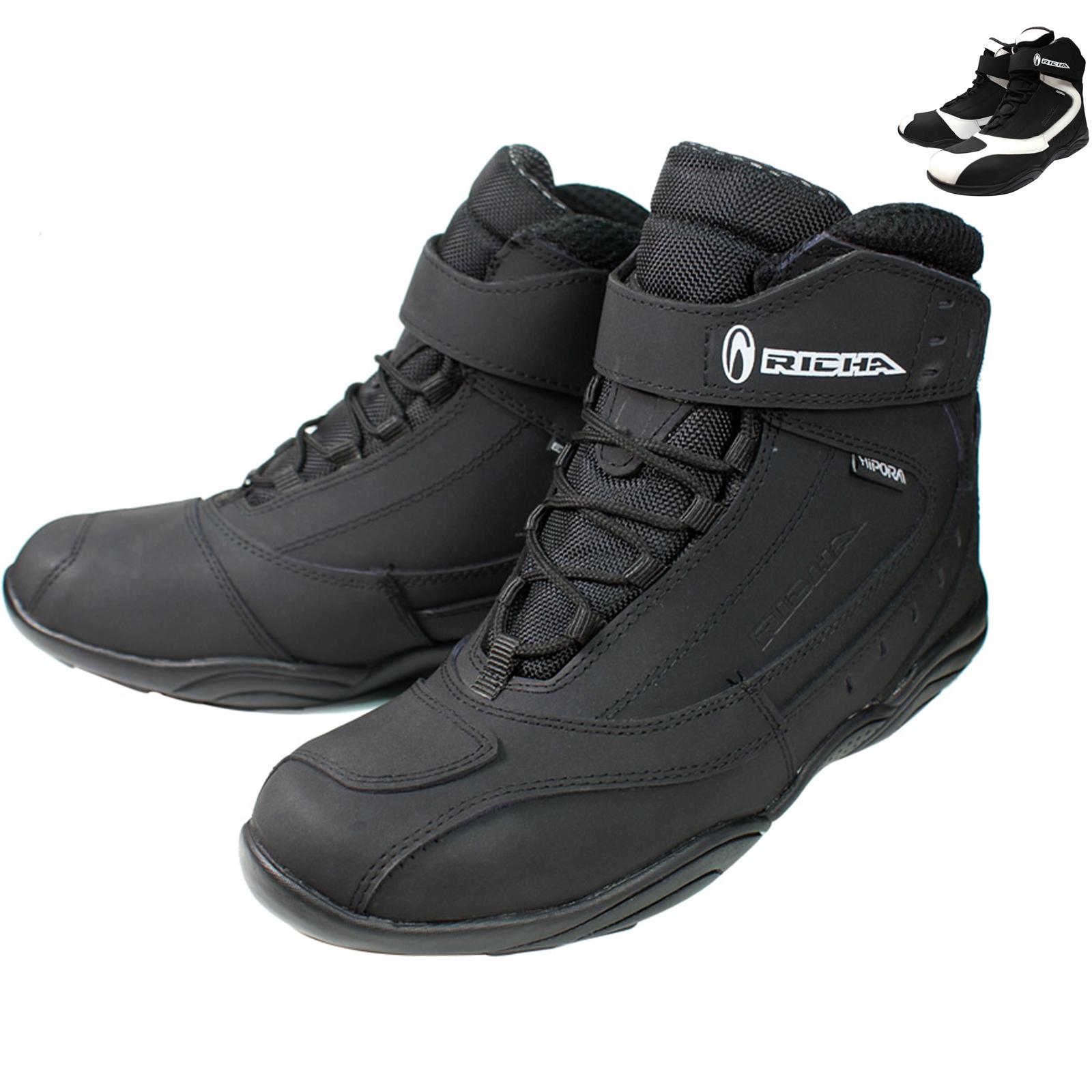 Richa Slick Waterproof Ankle Boots