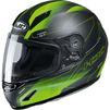 HJC CL-Y Taze Youth Motorcycle Helmet & Visor Thumbnail 4