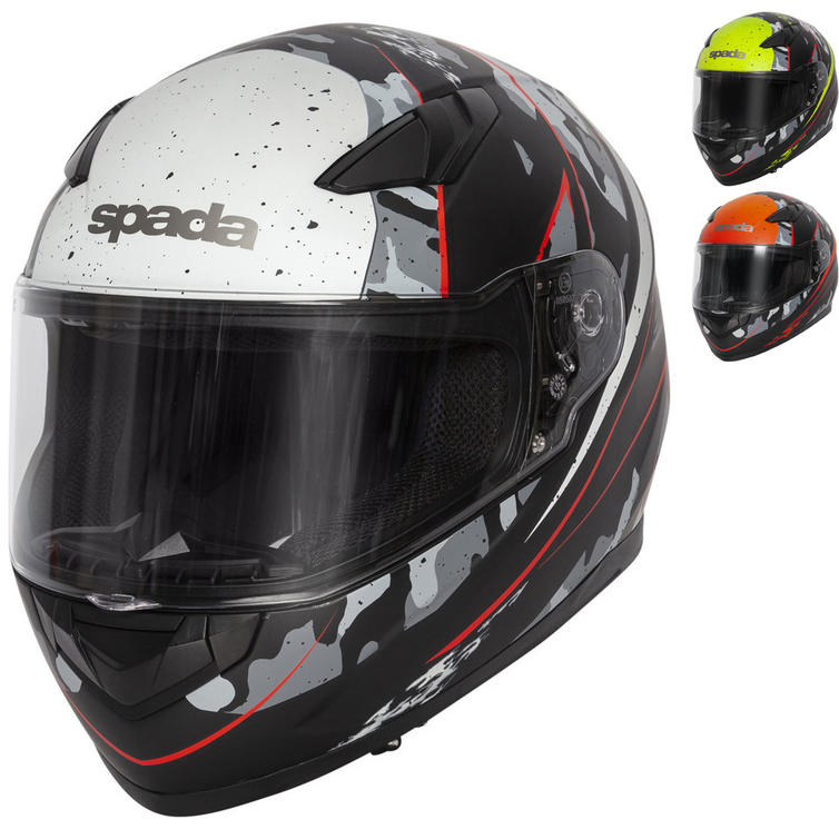 Spada Raiden Motorcycle Helmet