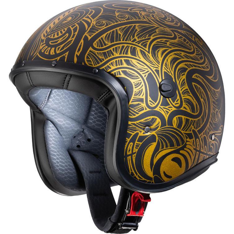 Caberg Freeride Maori Open Face Motorcycle Helmet