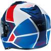 HJC I90 Hollen Flip Front Motorcycle Helmet & Visor Thumbnail 8