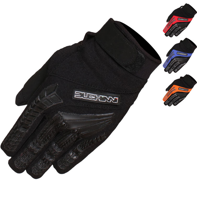 Duchinni Focus Synthetic Leather Motocross Gloves