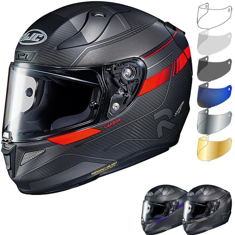 HJC RPHA 11 Nakri Carbon Motorcycle Helmet & Visor