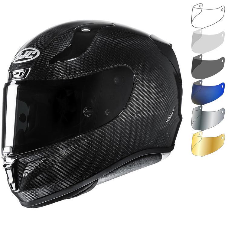 HJC RPHA 11 Carbon Motorcycle Helmet & Visor