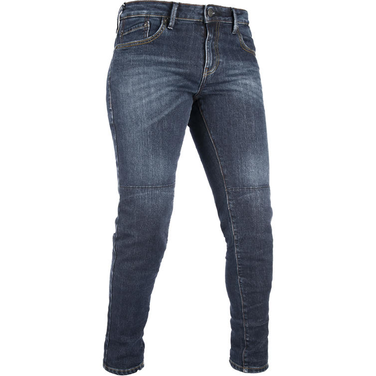 Oxford Original Approved Slim Fit 2 Year Aged Ladies Motorcycle Jeans