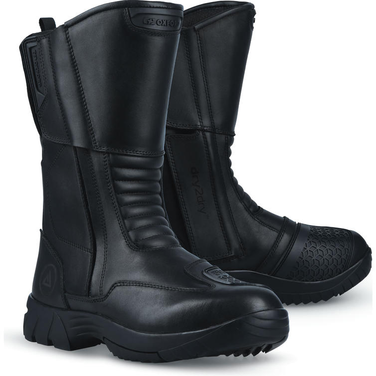 Oxford Continental Motorcycle Boots