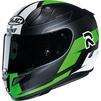 HJC RPHA 11 Fesk Motorcycle Helmet & Visor Thumbnail 4