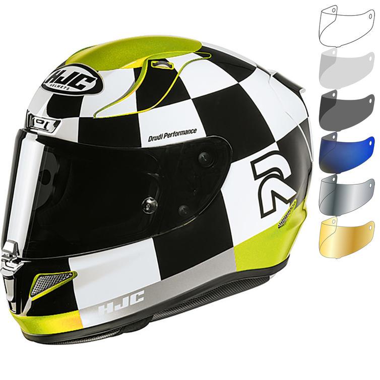 HJC RPHA 11 Misano Motorcycle Helmet & Visor