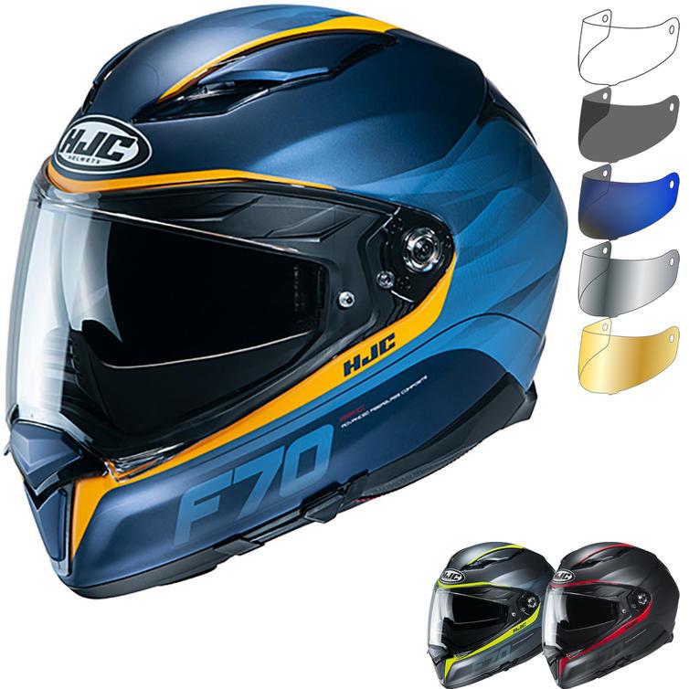 HJC F70 Feron Motorcycle Helmet & Visor