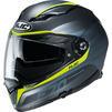 HJC F70 Feron Motorcycle Helmet & Visor Thumbnail 6