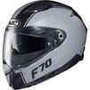 HJC F70 Mago Motorcycle Helmet & Visor Thumbnail 6