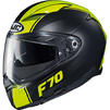 HJC F70 Mago Motorcycle Helmet & Visor Thumbnail 7