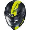 HJC F70 Mago Motorcycle Helmet & Visor Thumbnail 9