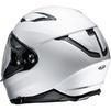 HJC F70 Plain Motorcycle Helmet & Visor Thumbnail 10