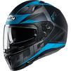 HJC I70 Eluma Motorcycle Helmet & Visor Thumbnail 6
