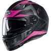 HJC I70 Eluma Motorcycle Helmet & Visor Thumbnail 8