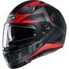 HJC I70 Eluma Motorcycle Helmet & Visor Thumbnail 4