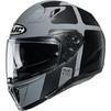 HJC I70 Prika Motorcycle Helmet & Visor Thumbnail 5