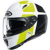 HJC I70 Prika Motorcycle Helmet & Visor Thumbnail 4