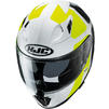 HJC I70 Prika Motorcycle Helmet & Visor Thumbnail 7
