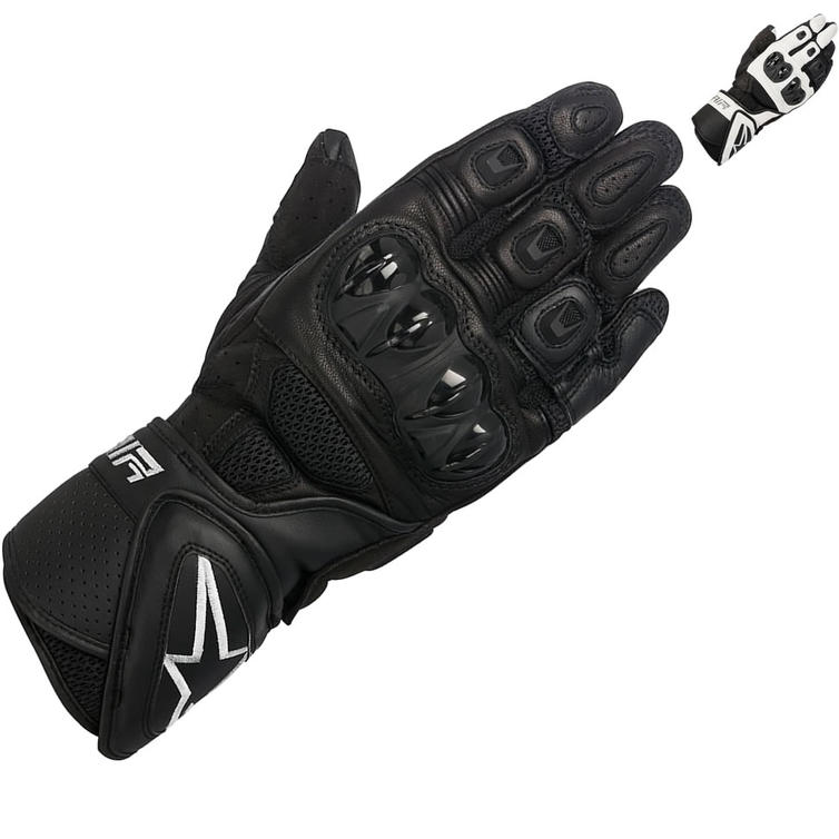 Alpinestars SP Air Leather Motorcycle Gloves